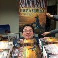 As planned, Brandon Sanderson has signed copies of his new novel, Words of Radiance! We had a small window to get it done. Thankfully, Brandon is a machine. He signed […]