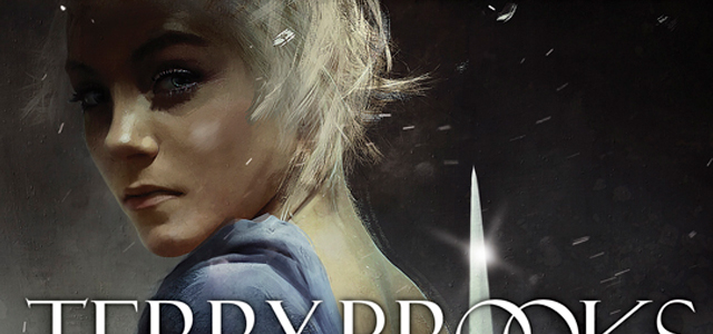 Pre-order a copy of <strong>The Sorcerer's Daughter</strong> signed by Terry Brooks!