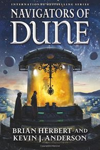 Pre-order <strong>Navigators of Dune</strong> signed by Brian Herbert!