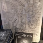 Books and original Donato Kvothe art!